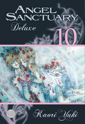 Angel Sanctuary Deluxe - Bd.10
