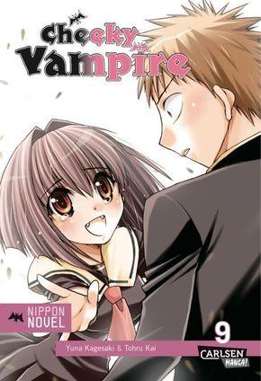 Cheeky Vampire - Bd.9