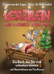 Kerzilein, kann Weihnacht Sünde sein?
