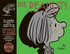 Die Peanuts Werkausgabe - 1977-1978