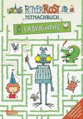 Ritter Rost Mitmachbuch - Labyrinthe