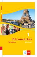 Découvertes - Série jaune: Verbenlernheft; Bd.1