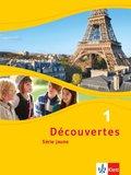 Découvertes - Série jaune: Schülerbuch; Bd.1