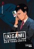 Ikigami - Der Todesbote - Bd.2