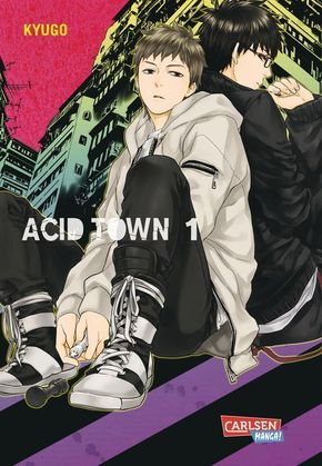 Acid Town - Bd.1