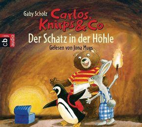Der Schatz in der Höhle, 1 Audio-CD