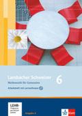 Lambacher-Schweizer, Ausgabe A, Neubearbeitung: 6. Schuljahr, Arbeitsheft plus Lösungsheft und Lernsoftware