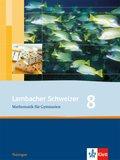Lambacher-Schweizer, Ausgabe Thüringen, Neubearbeitung (2009): 8. Schuljahr, Schülerbuch