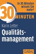 30 Minuten Qualitätsmanagement