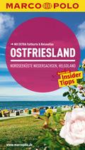 Marco Polo Reiseführer Ostfriesland, Nordseeküste, Niedersachsen, Helgoland