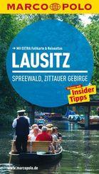 Marco Polo Reiseführer Lausitz, Spreewald, Zittauer Gebirge
