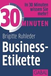 30 Minuten Business-Etikette