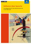 Reflexion über Sprache, Textausgabe mit Materialien