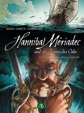 Hannibal Mériadec und die Tränen des Odin - Santa Maria Della Salute