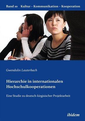 Hierarchie in internationalen Hochschulkooperationen