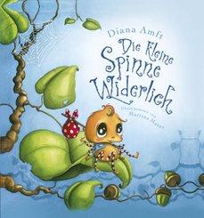 Die kleine Spinne Widerlich (Mini-Ausgabe)