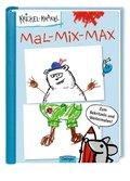 Krickelkrakel Mal-Mix-Max