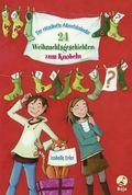 Der rätselhafte Adventskalender - 24 Weihnachtsgeschichten zum Knobeln
