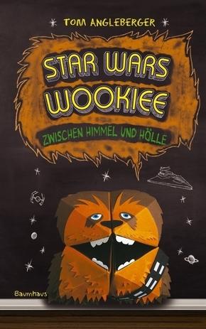 Star Wars™ Wookiee Zwischen Himmel und Hölle - Ein Origami-Yoda Buch