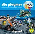 Die Playmos - Nächtlicher Angriff der Mega Masters, 1 Audio-CD