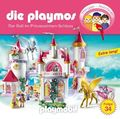 Die Playmos, Audio-CDs: Der Ball im Prinzessinnen-Schloss, 1 Audio-CD; Nr.34
