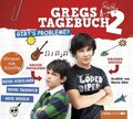 Gregs Tagebuch - Gibt's Probleme?, Audio-CD
