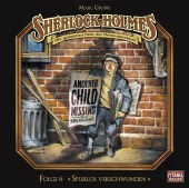 Sherlock Holmes - Spurlos verschwunden, Audio-CD