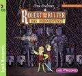 Robert und die Ritter - Das Burggespenst, 2 Audio-CDs