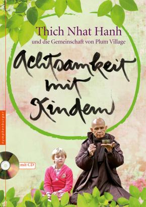 Achtsamkeit mit Kindern, m. Audio-CD