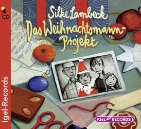 Das Weihnachtsmann-Projekt, 4 Audio-CDs
