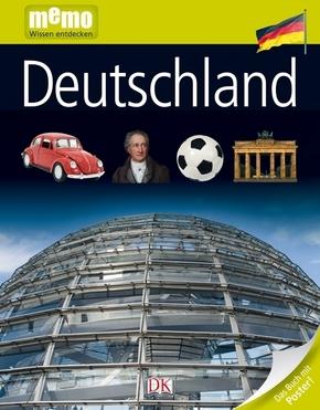 Deutschland - Memo Wissen entdecken