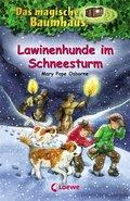 Das magische Baumhaus - Lawinenhunde im Schneesturm