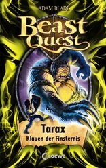 Beast Quest (Band 21) - Tarax, Klauen der Finsternis
