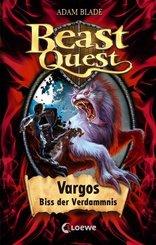 Beast Quest (Band 22) - Vargos, Biss der Verdammnis