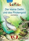 Lesepiraten - Der kleine Delfin und das Piratengold