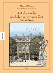 Marcel Proust, Auf der Suche nach der verlorenen Zeit - Eine Liebe Swanns - Tl.2