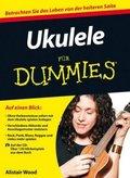 Ukulele für Dummies, m. Audio-CD