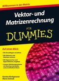 Vektor- und Matrizenrechnung für Dummies