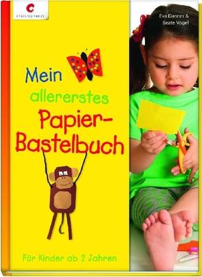 Mein allererstes Papier-Bastelbuch