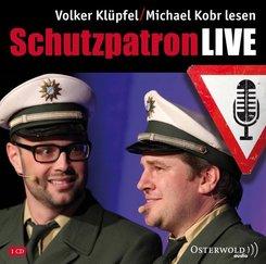 Schutzpatron LIVE, 1 Audio-CD