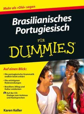 Brasilianisches Portugiesisch für Dummies, m. Audio-CD