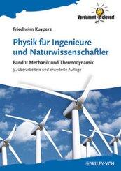Physik für Ingenieure und Naturwissenschaftler: Mechanik und Thermodynamik