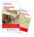 Merian live! Spaziergänge in Paris - Reiseführer