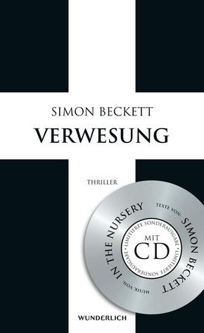 Verwesung, m. Audio-CD