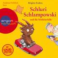 Schluri Schlampowski und die Stinktierfalle, 1 Audio-CD