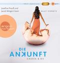Cassia & Ky - Die Ankunft, 1 MP3-CD