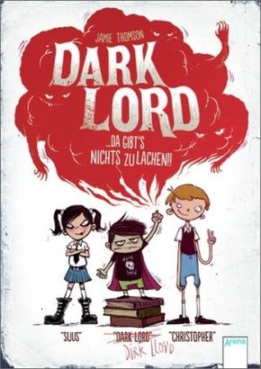 Dark Lord - Da gibt's nichts zu lachen!