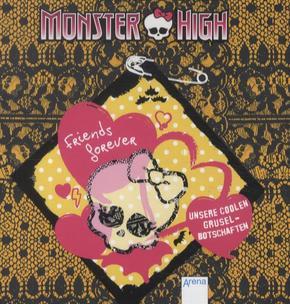 Monster High - Friends forever