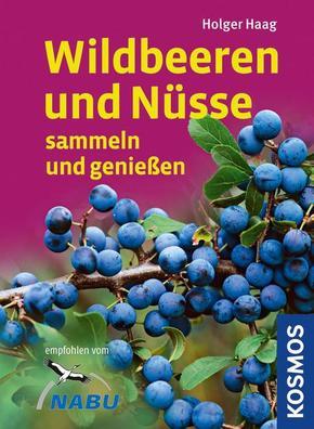 Wildbeeren und Nüsse