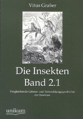 Die Insekten - Bd.2/1